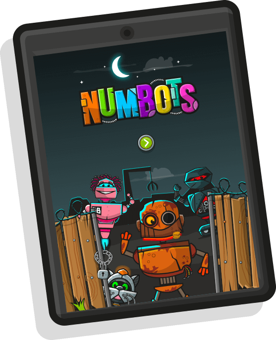 numbots tablet
